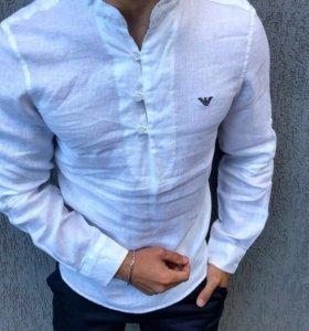 Крутые льняные рубашки 😍