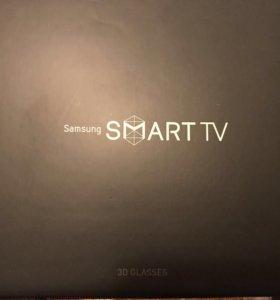 Samsung SMART TV Очки 4 штуки