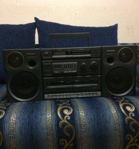 Магнитофон Panasonic s-xbs