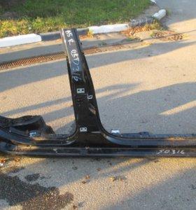 Порог правый Skoda Octavia A5 рестайлинг