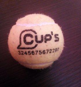 Мячик для тенниса