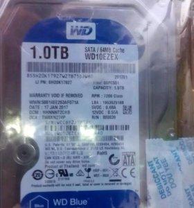 Внутренний жесткий диск для пк, 3.5, 1тб, новый