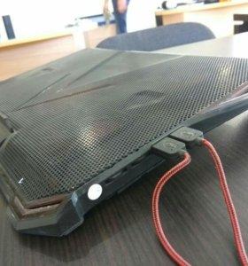 Охлаждающая подставка под ноутбук с usb