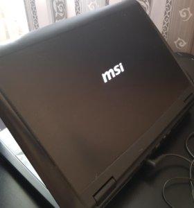 игровой msi GT70
