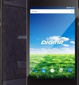 "Новый Digma Plane 7700T 7"" 8Gb LTE Black"