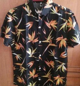 Рубашка гавайка новая