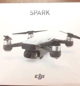 Квадрокоптер новый DJI SPARK