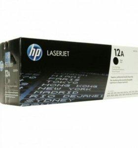 Картридж Q2612a для принтеров HP