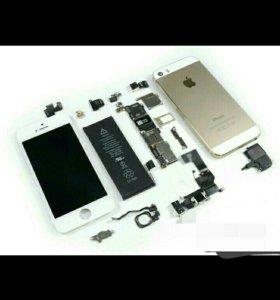 Аккумулятор iPhone 6, 6s, 5, 5s, 4