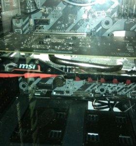 Видеокарта MSI GTX 1050 TI 4G