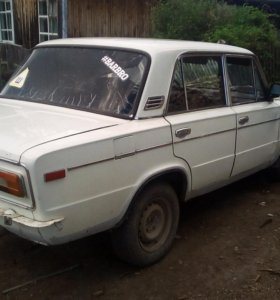 ВАЗ (Lada) 2106, 1980