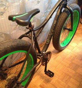 велосипед стелс 680