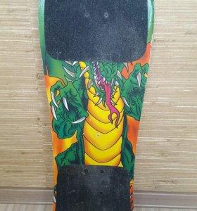 Скейтборд Fire Mark