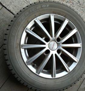 Комплект колес 185*65*R15