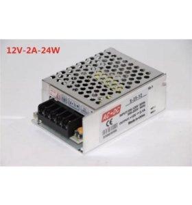 Драйвер для светодиодной ленты (блок питания) 25W