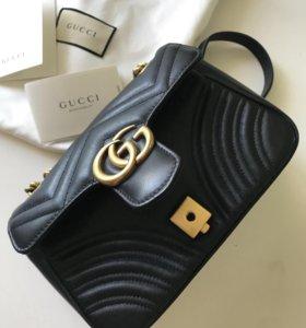 Сумка Gucci marmont GG