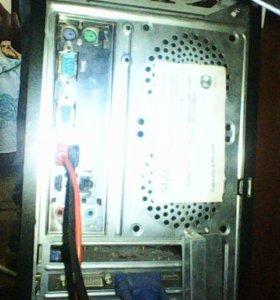 Компьютер вместе с системником