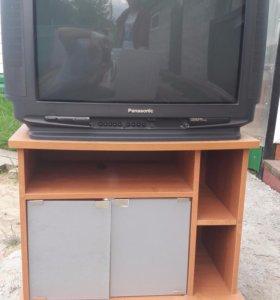 Телевизор произв-ства и сборки японии Панасоник-72