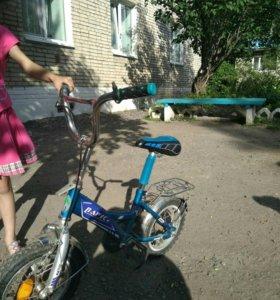 Детский велосипед «Парус»