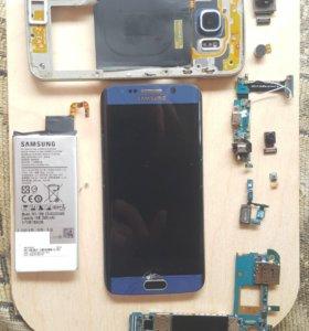 Samsung s6 edge по запчастям