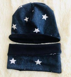 Новые шапки для мальчиклв
