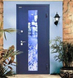 Стальные и межкомнатные двери