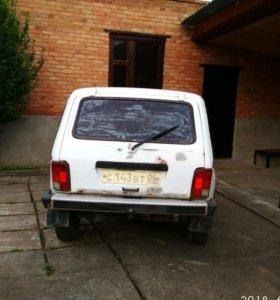 ВАЗ (Lada) 4x4, 1998