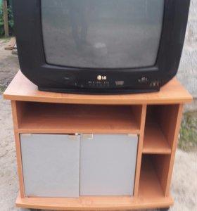 Предлогаю телевизор произв-тва и сб-ки кореи LG49