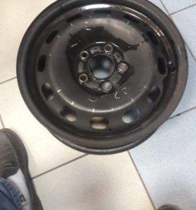 Диск колесный стальной R15 Foc 05-