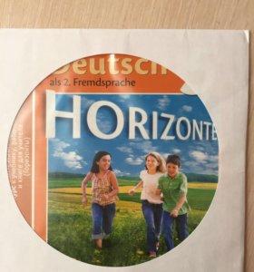 Новый диск по немецкому,5 класс