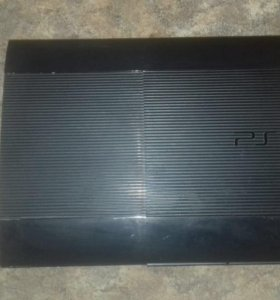 Sony playstation 3 super slim 300 гб