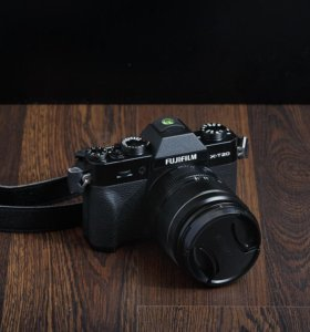 Камера: Fujifilm X-T20 KIT
