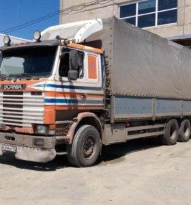 Автомобиль СКАНИЯ R112HL