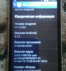 Samsung GT-S7262