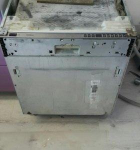 Встраиваемая посудомоечная машина 60 см gaggenau