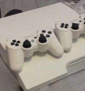 PlayStation 3(2 игры бонусом отдам)