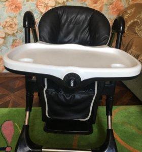 Стульчик, столик для кормления Seca