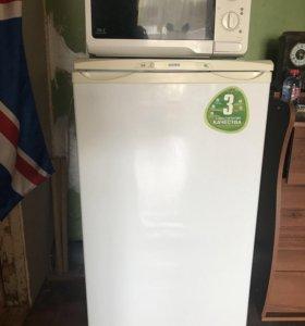 Холодильник б/у ,в хорошем состоянии