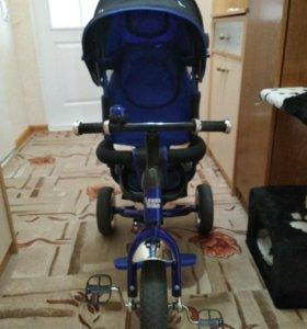 Детский трёхколёсный велосипед Lexus Trike