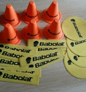Набор Babolat Mini Tennis Kit для большого тенниса