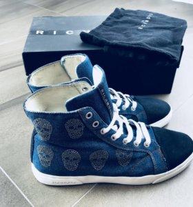 Кеды Richmond джинсовые оригинал