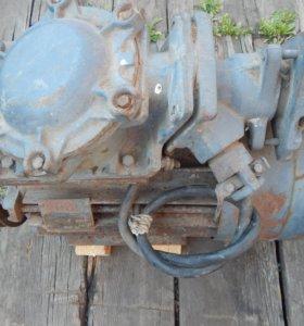 Двигатель асинхронный
