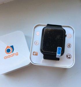 Умные часы телефон smart baby watch x10