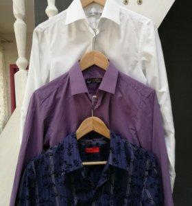 Комплект рубашек 46 размера.