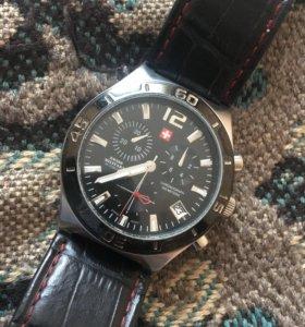 Часы оригинал Swiss military 20072