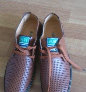 Туфли мужские новые 42р