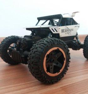 Радиоуправляемая машина - Rock Crawler 4WD,1:18