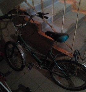 Велосипед подростковый торг
