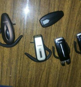 Nokia bh-600 и другие гарнитуры