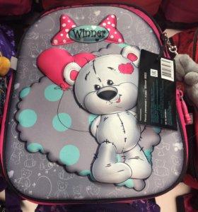 Детский портфель, рюкзак для девочек